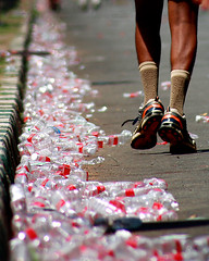 Plastic Issue (Light and Life -Murali ) Tags: park india marathon bangalore run karnataka cubbonpark cubbon sunfeast sunfeast10k corpfest