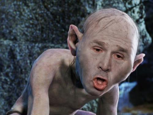 Gollum Revealed