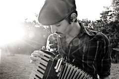 accordion (explored) (nessa k) Tags: accordion accordian plaidshirt