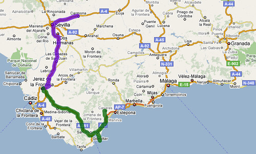 Andalucia Road Trip (Day 2)