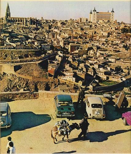 El Valle en 1967