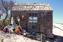 Tasha Dune Shack at Provincetown, Cape Cod (Chris Seufert) Tags: beach provincetown capecod cottage tasha duneshack