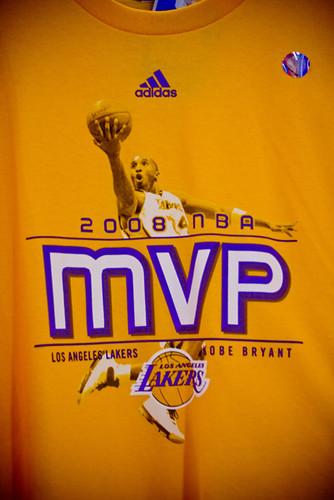 Kobe MVP Shirt