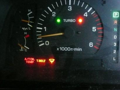 Landcruiser 80 Dash Warning Lights Question Offroad Express