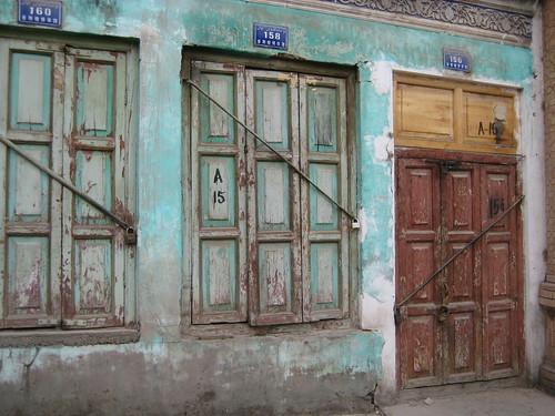 Kashgar: house