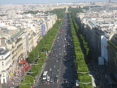 Champs Elysees (SaudiSoul) Tags: champs elysees