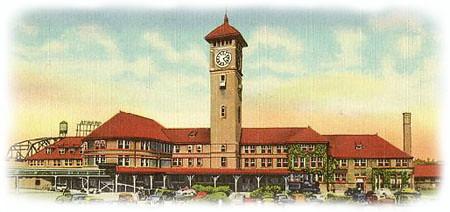 trains Union Station