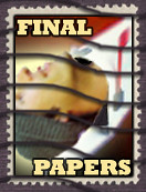 Final Papers.. (craigless64) Tags: life music art collage digital photoshop creativity design artist song unique album irony craig hop tune morrison quip cmor