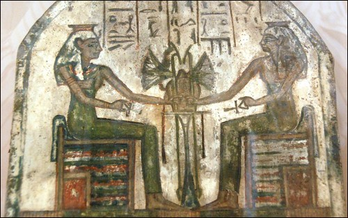 2008_0610_160712AA Egyptian Museum, Turin por Hans Ollermann.