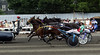 Harness racing. Day #2.  July 5, 2008.