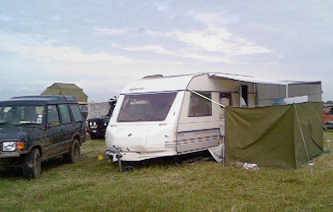Awning what to do? - Caravan Banter