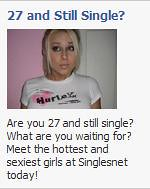 27 and still single? Try a 16 year old girl!