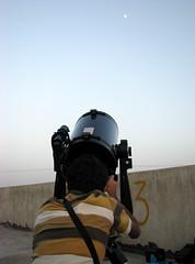 (A.T.E.F.E.H) Tags: iran esfahan isfahan شب ماه روز رصد علیرضا عاطفه تلسکوپ شهشهانی تیموری astrophotographyworkshop مرکزنجومادیب