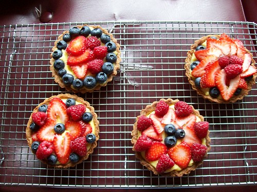 Summer Berry Tarts 15