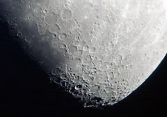 Southern Highlands (Mike Dole) Tags: moon telescope astrophotography xt45