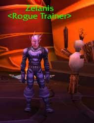 Zelanis <Rogue Trainer>