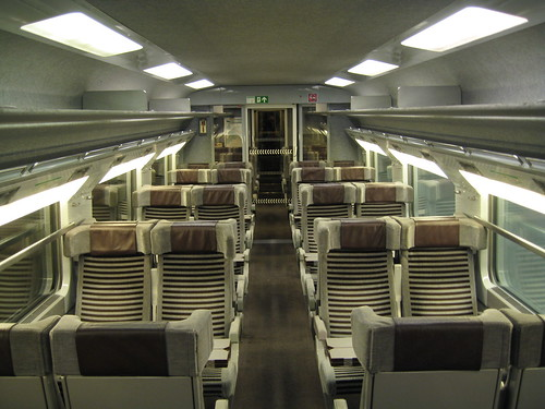 Train Chartering - Escorted group travel in private train carriages