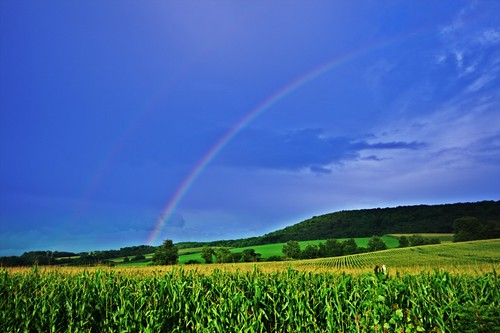 Rainbow in Tully