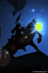 Statue of Nyi Ageng Serang (Infrared) (2121studio) Tags: travel nature indonesia ir nikon d70s ali journey solo malaysia infrared indah kuantan surabaya alam centraljava eastjava jateng jatim convertedinfraredcamera 2121studio oranggunung kuantanphotographer pahangphotographer luarbiasa ciptaanallahswt