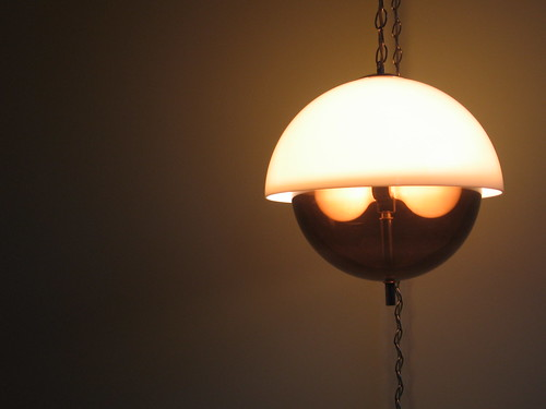 Retro lamp - family heirloom
