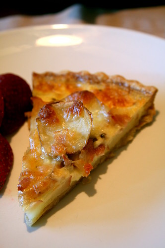 Bacon Potato Quiche 014