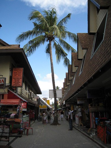 Phi Phi Don's main village
