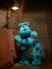 Disney - Sulley (Express Monorail) Tags: california blue mike colors monster movie geotagged moving lowlight colorful ride availablelight disneyland f14 character sigma disney mickey potd boo fantasy pixar mickeymouse animation theme orangecounty anaheim walt dca 2008 dlr themepark monstersinc attractions sulley cartooncharacter waltdisney disneyscaliforniaadventure wdi 30mm disneylandresort darkride imagineering disneycharacter disneymovie hollywoodpicturesbacklot january232006 audioanimatronic pixarmovie disneyparks 81608 expressmonorail disneyride waltdisneyimagineering waltereliasdisney nikond300 paintshopprophotox2 classicfantasylanddarkride joepenniston disneyphotography august162008 geo:lat=3380862 geo:lon=117917123 waltdisneypicturespixaranimationstudios monstersincmikeampsulleytotherescue