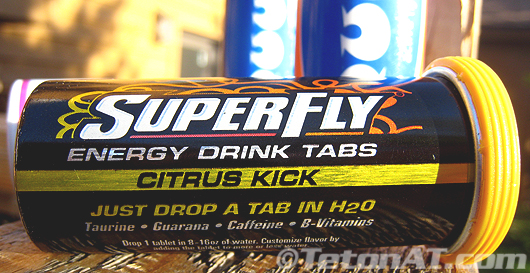 SuperFly Energy Drink Tablets