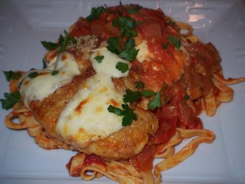 mario's chicken parmesan 2