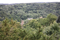 """Rosslyn Chapel, panorama • <a style=""""font-size:0.8em;"""" href=""""http://www.flickr.com/photos/62319355@N00/2826895517/"""" target=""""_blank"""">View on Flickr</a>"""