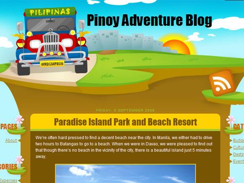 Pinoy Adventure Blog