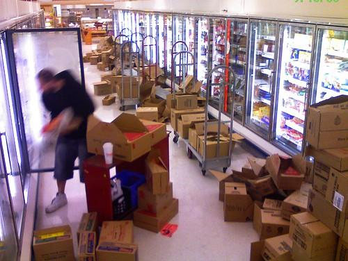 Frozen Foods stocking (Third Shift)