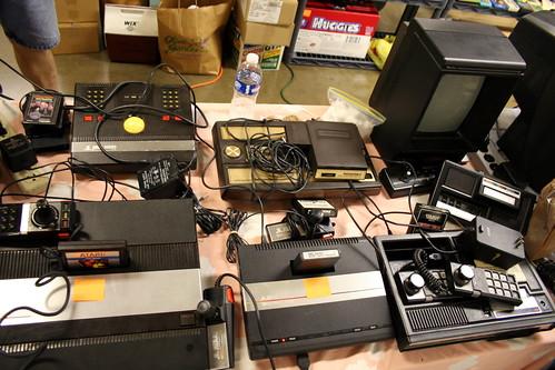 Old School Consoles
