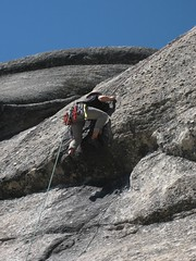 The first and last days of Tuolumne WW37 2008 078 (trancehit) Tags: climbing yosemite tuolumnemeadows