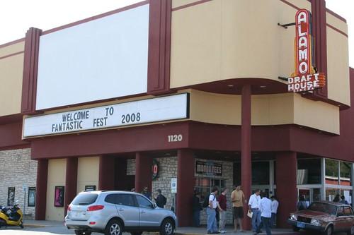 Fantastic Fest 2008: At the Alamo