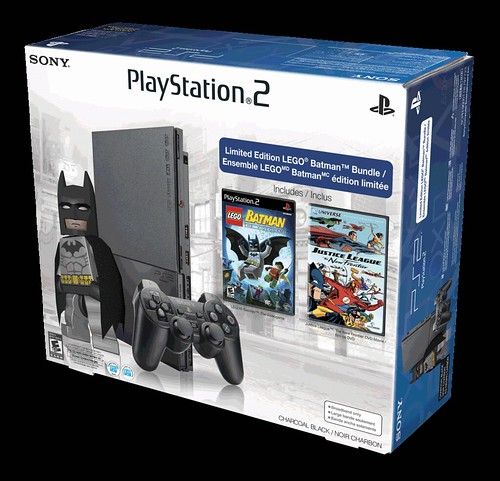 Lego Batman PS2 Bundle