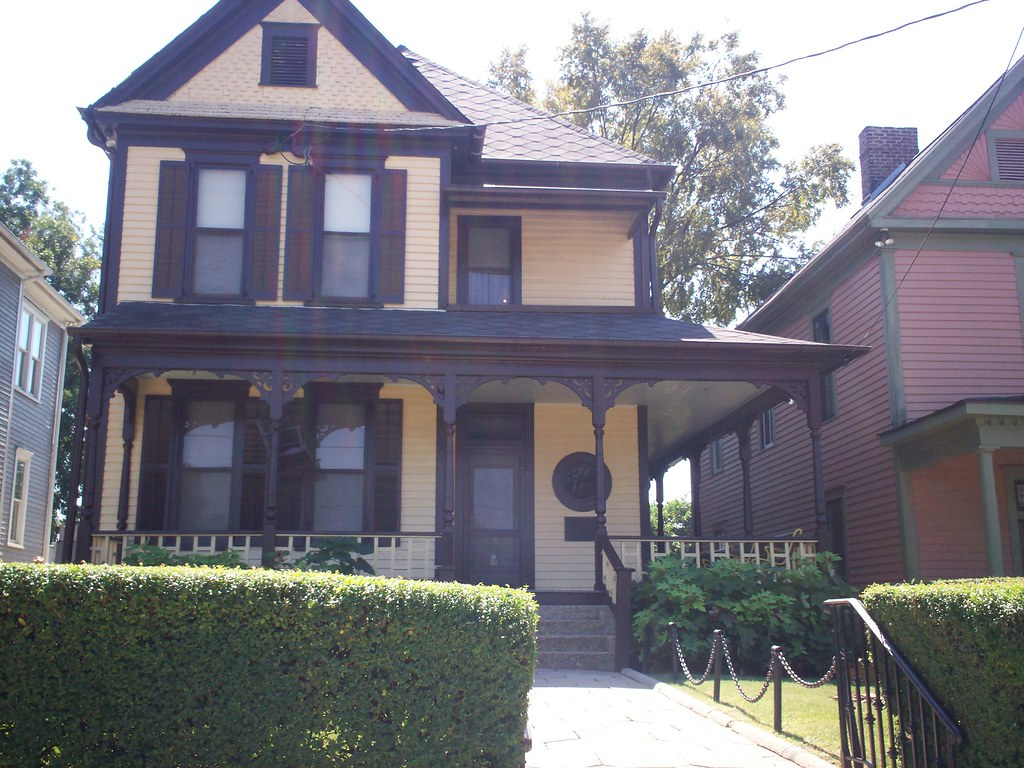 Second Photo-The Birth Home of Dr. Martin Luther King