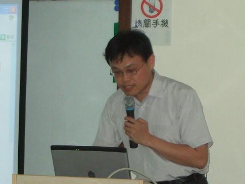 robinidv 拍攝的 20080925eComing-簡報錄影與分享048。