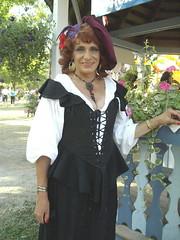 Bristol Renaissance Faire: August 31, 2008 (Laurette Victoria) Tags: wisconsin bristol costume renfaire cleavage renaissancefaire mistresslaurette