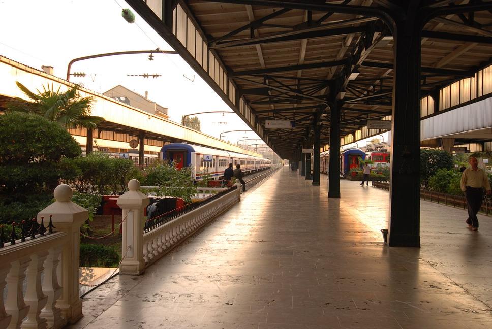 Istanbul-Hydarpasa Station海達爾帕莎車站