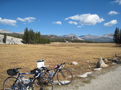 Tuolumne Meadows(8619ft/2627m)