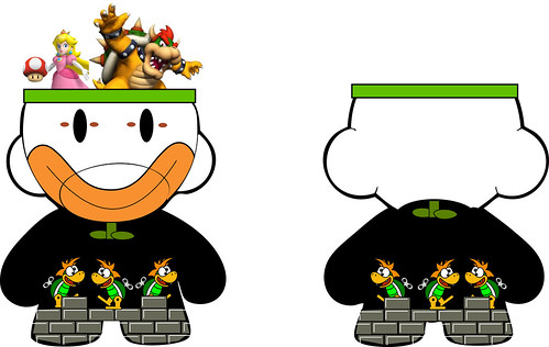 Bowser Chariot