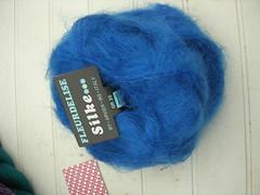 Fleur de Lis blue