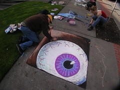 Mark Monlux's Eye Ball