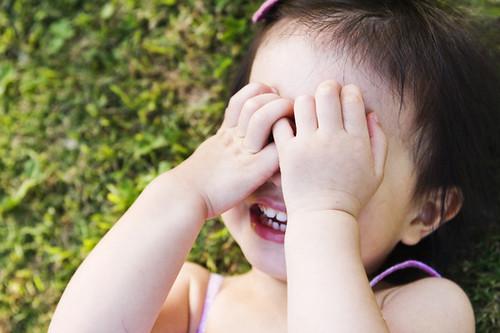 Mummy, Mummy Stop Tickling Me