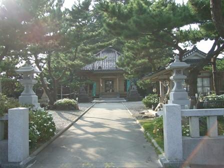 厳島神社~弁天島