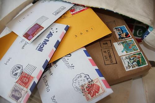 Homemade Mail