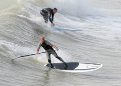 Off Shore Surfers (grahambrown1965) Tags: sea sports water sport canon sussex seaside brighton action surfer surfboard surfers surfboards watersports eastsussex actionshots actionshot watersport g9 aplusphoto canong9