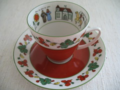 Norwegian Teacup