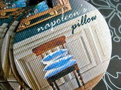 napoleons*pillow